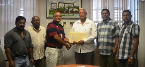 minister-holder-receives-proposal-from-prime-ministers-representative-in-berbice-mr-gobin-harbhajan-and-other-stakeholders