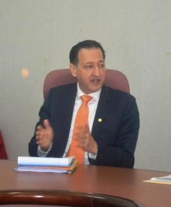 senior-country-program-manager-for-the-islamic-development-bank-mr-saifullah-abid