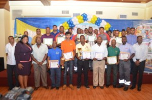 36 persons graduated in October from the Pest Control Applicators (PCA) programme of the Pesticides and Toxic Chemicals Control Board (PTCCB) of the Ministry of Agriculture