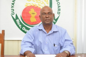 Kuldip Ragnauth, Extension Manager, Guyana Rice Development Board (GRDB)