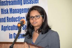 Shabnam Mallick, Deputy Resident Representative, United Nations Development Programme