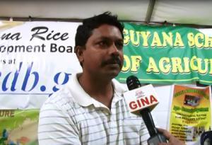 Horatio Ramdass, Administrator, Guyana School of Agriculture, Essequibo Campus