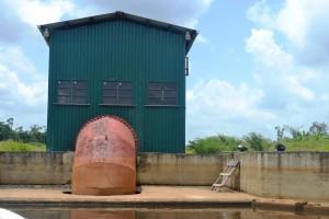 Pump Station at No. 66 Village