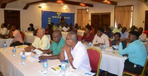 A section of the participants