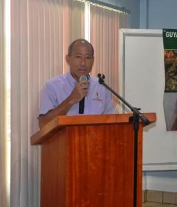 Chairman, GLDA Board, Mr. Peter DeGroot