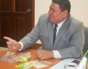 Mexico's Ambassador to Guyana, H.E Ivan Roberto Sierra