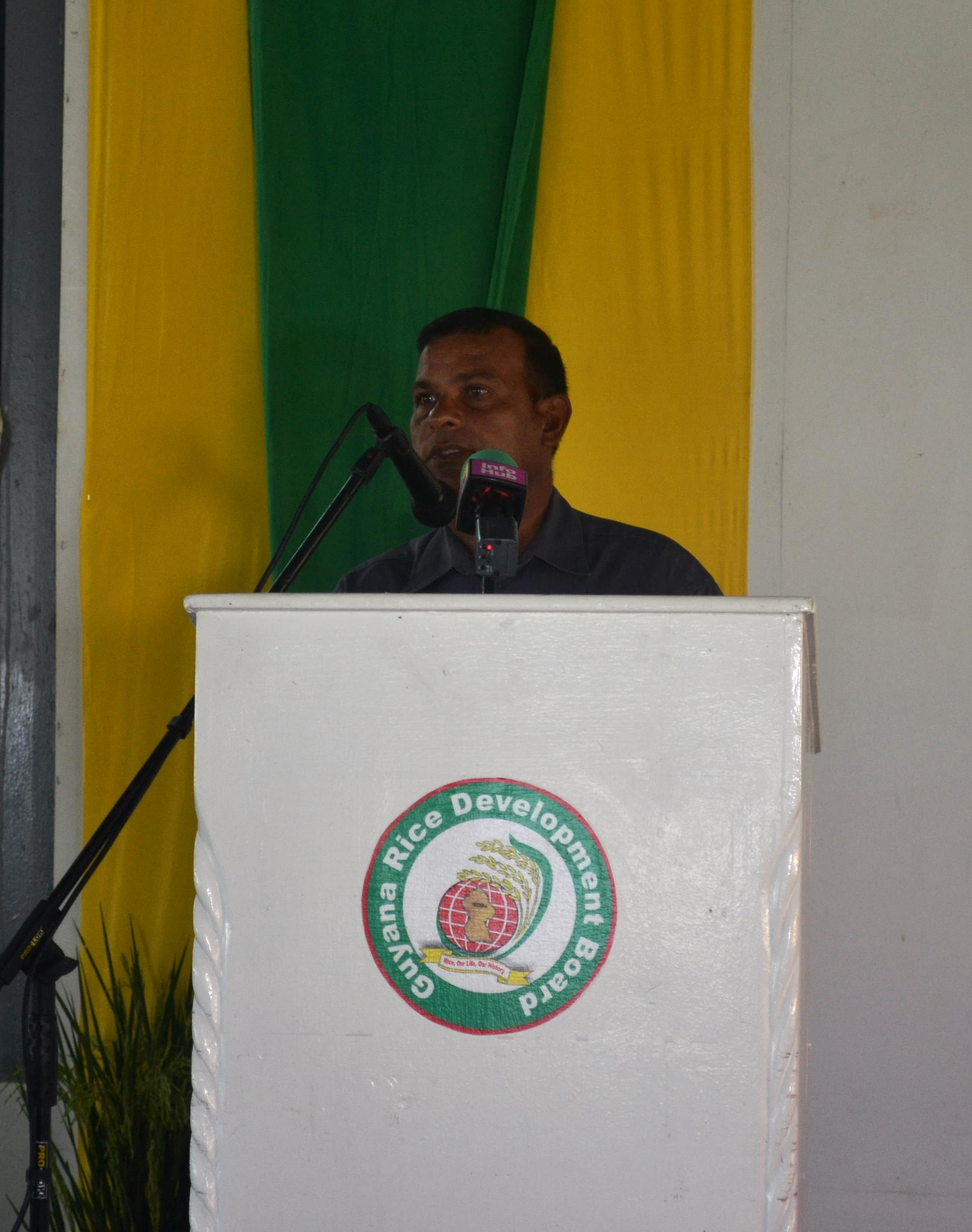 GRDB Vice Chairman, Leekha Rambrich