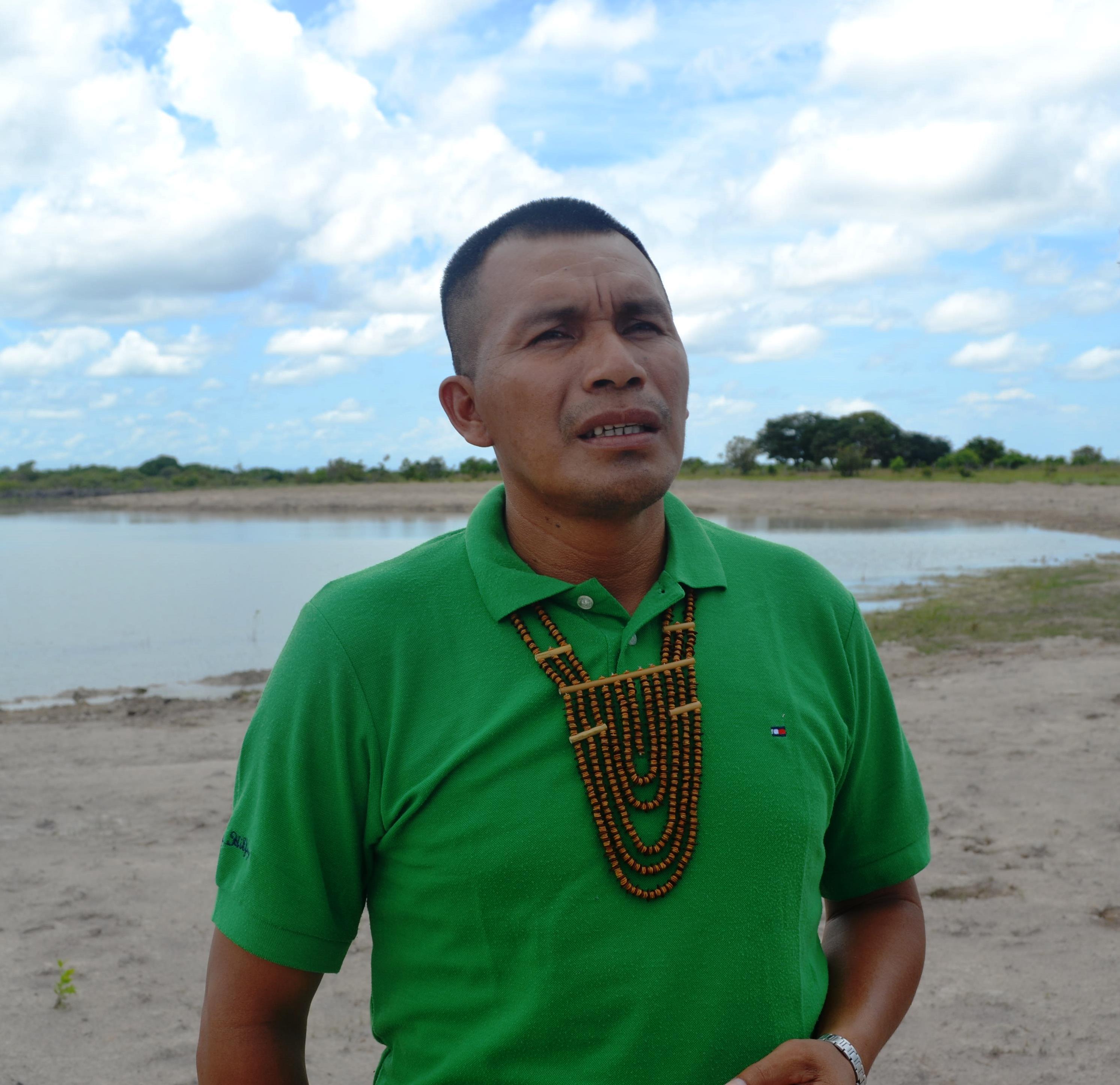 Lenny Moses, Masara Village Toushao
