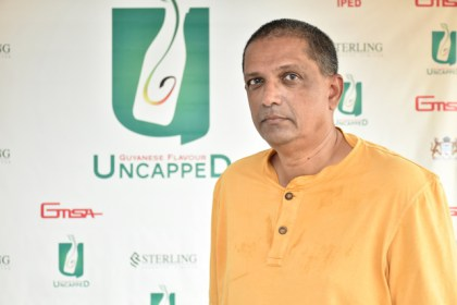 Ramsay Ali, Event Manager, Uncapped.