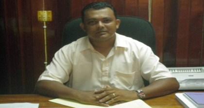 Region Two Regional Chairman (RC) Devanand Ramdatt