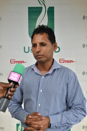 Sham Nokta, President GMSA.