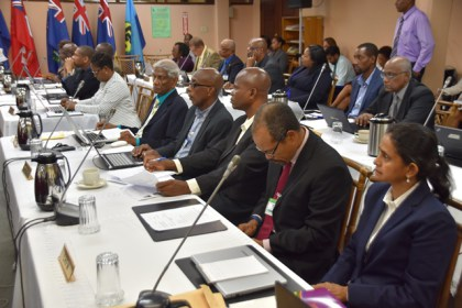 Technocrats at COTED 71st Special Meeting