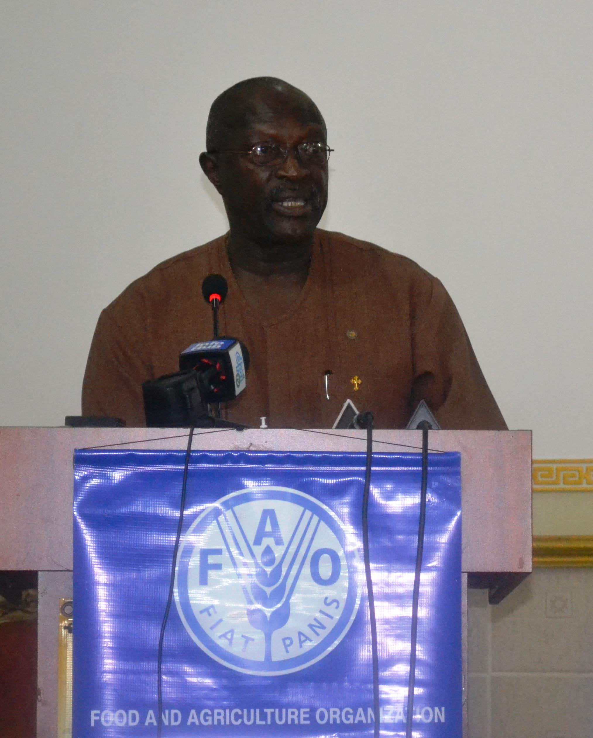 Mr. Vibert Welch, Permanent Secretary, Ministry of Education