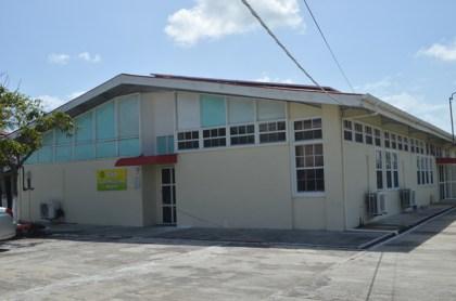 GSA's Agro Processing Facility.
