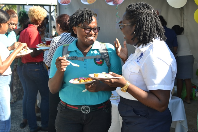 Scenes during Ministry of Agriculture Annual Cook-off competition