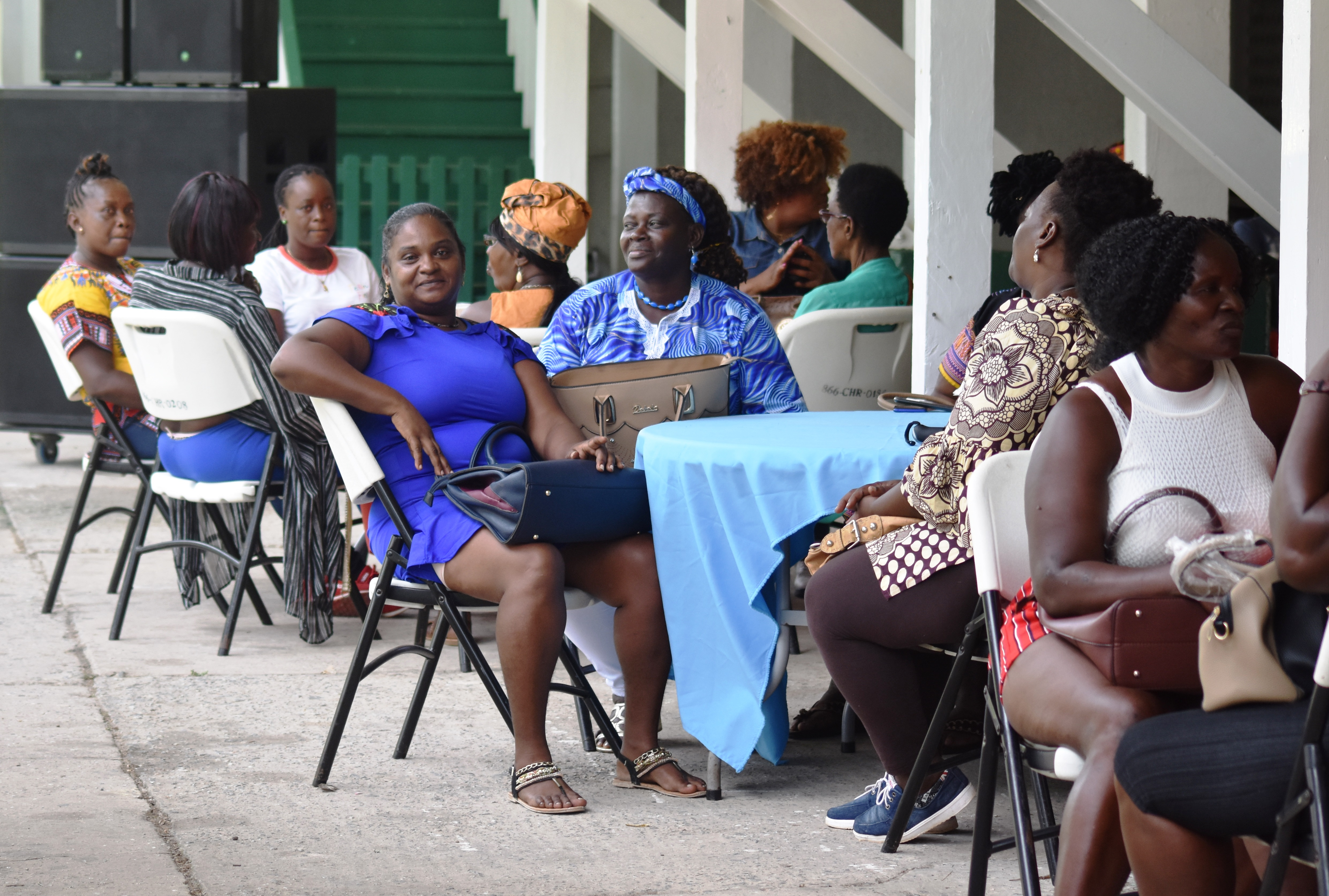 Some of the Women in Agricultue who attended the event