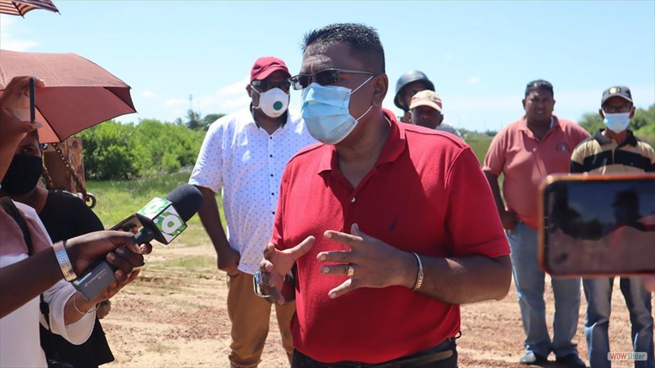 Agriculture Minister Zulfikar Mustapha